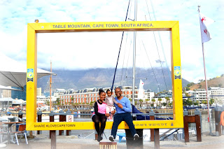 Vacation Day 3 – Cape Town – UCT / Table Mountain