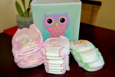 Potty Training – Huggies Nappy Pants for Girls; Pampers Pants for Girls; and Huggies Slip-Ons
