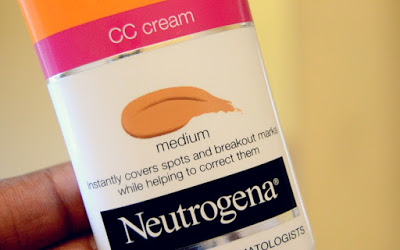 My Newest BFF – Neutrogena Correct & Perfect CC Cream