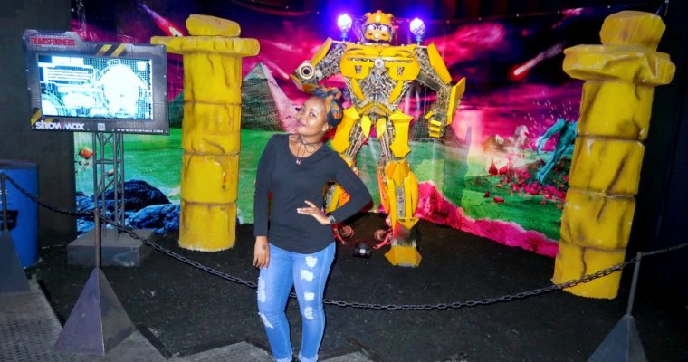 The Transformers exhibition – Where are all my Transformers movies fans at?