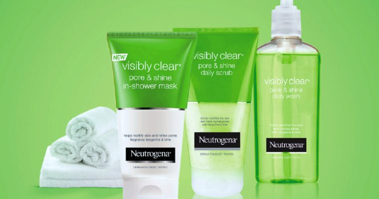 {Win} New Neutrogena In-Shower Mask Review – (Closed)