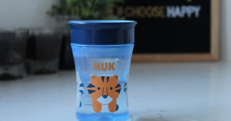 The NUK Magic cup review