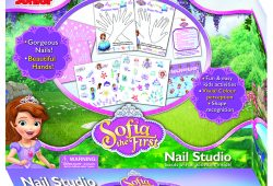 {Win} Sofia the First My nail studio #PrimaGamesFest