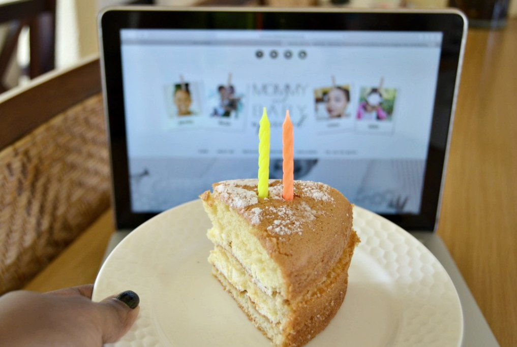 Celebrating 2 years of blogging