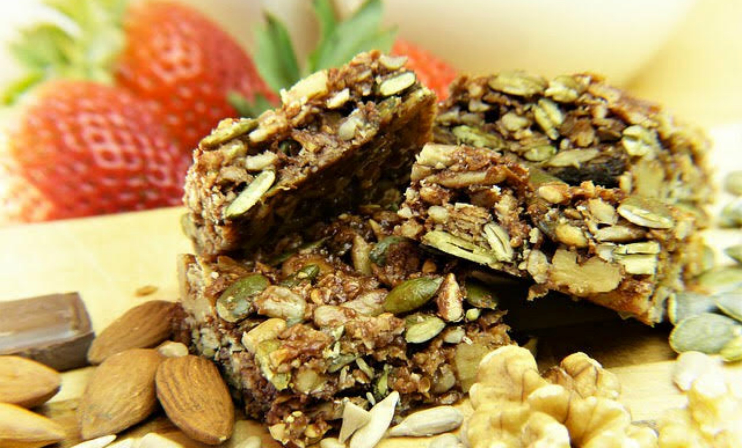 {Win} Yummy Granola Bar Recipe with Kabrita instant full cream goat milk & GIVEAWAY (Closed)