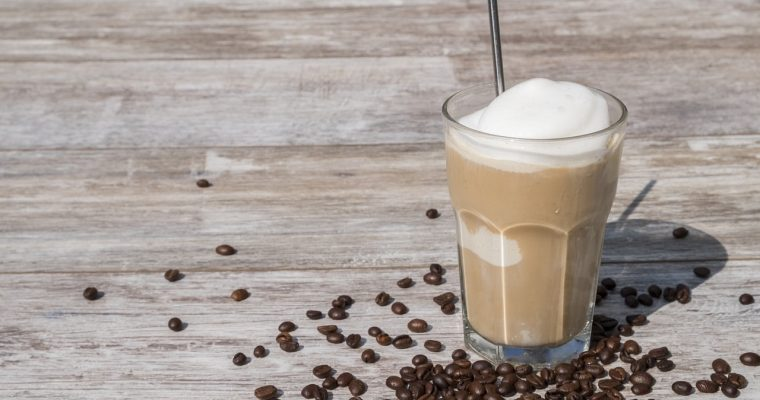 {Recipe} – Creamy & Delicious Iced Coffee